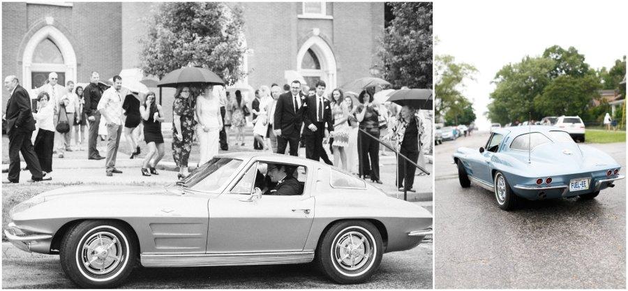 Allison + Brad's Romantic Rainy Day Wedding | Alea Lovely Fine Art Photography