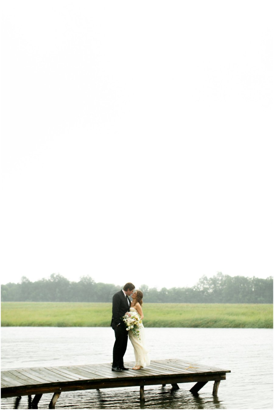 Allison + Brad's Romantic Rainy Day Wedding | Alea Lovely Fine Art Photography