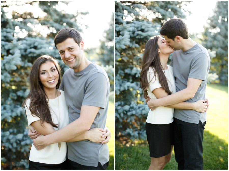 Chris + Lexi's Esession | Alea Lovely