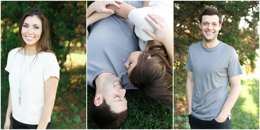Chris + Lexi's Esession | Alea Lovely