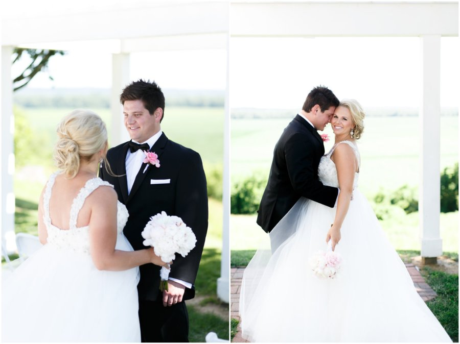 Heather+ Kyle Vineyard Wedding