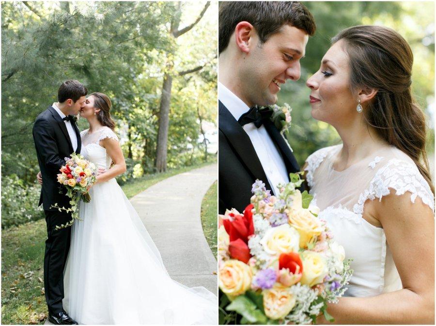 Chris + Lexi's Kansas City Wedding By Alea Lovely