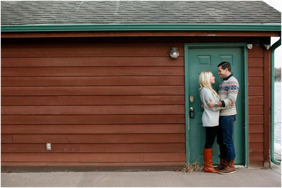 Kate + Colin's Lake Side Engagement session by Alea Lovely