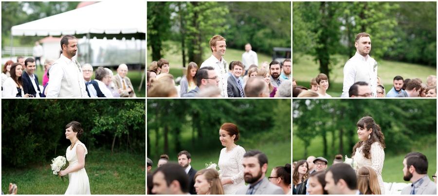 Farm Wedding in Kansas City by Alea Lovely