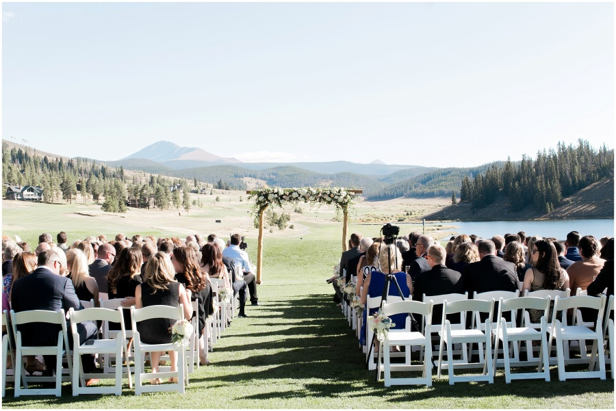 Sarah + Kevin's Keystone, CO Wedding by Alea Lovely
