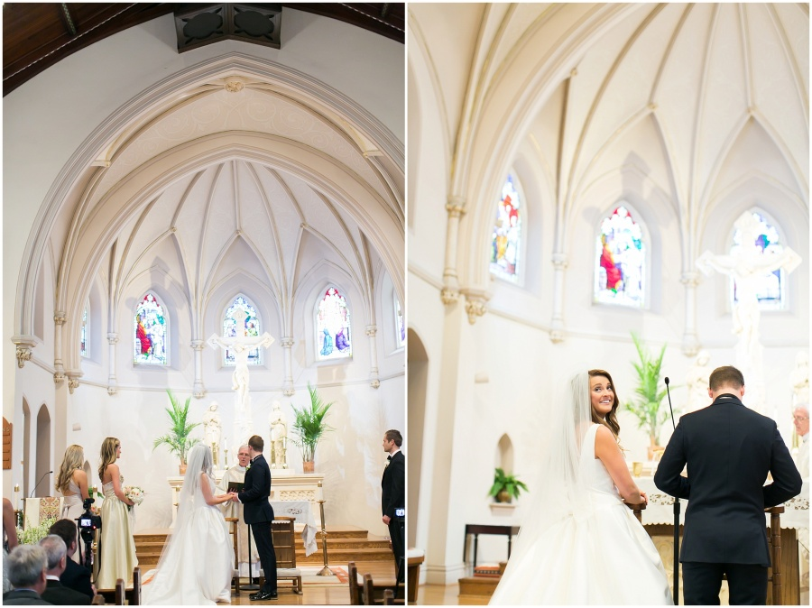 Kelsey + Zach's Classy St. Louis Wedding  by Alea Lovely Fine Art Photographer