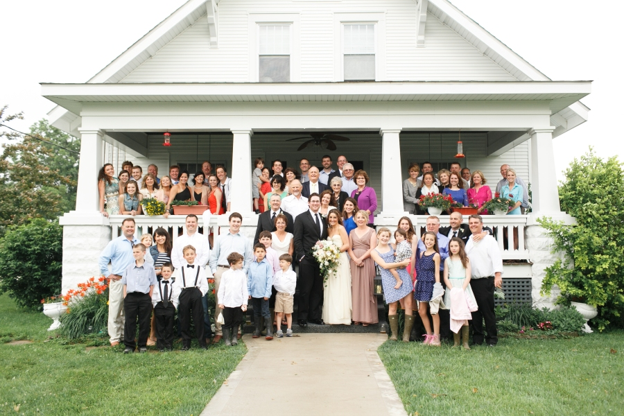 3 Steps to take out of STRESS of Family Photos for weddings by Alea Lovely