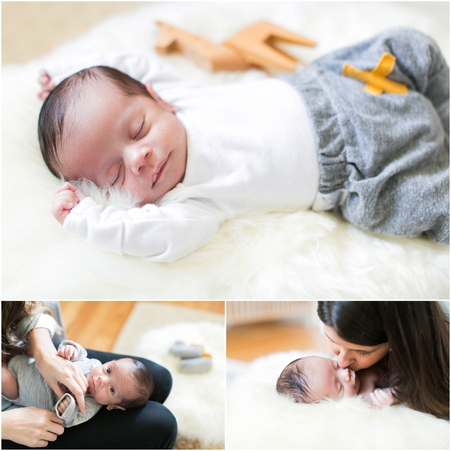Baby Rainn | Portrait photography by Alea Lovely