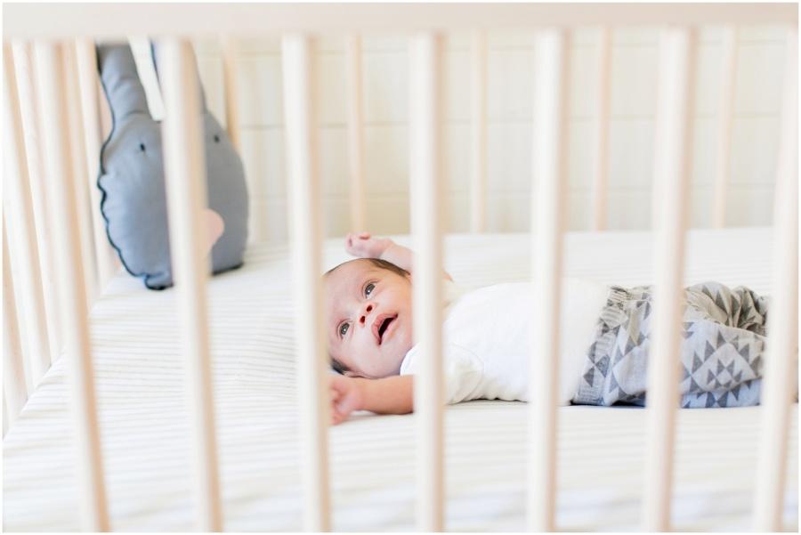 Baby Rainn | Portrait photography by Alea Lovely